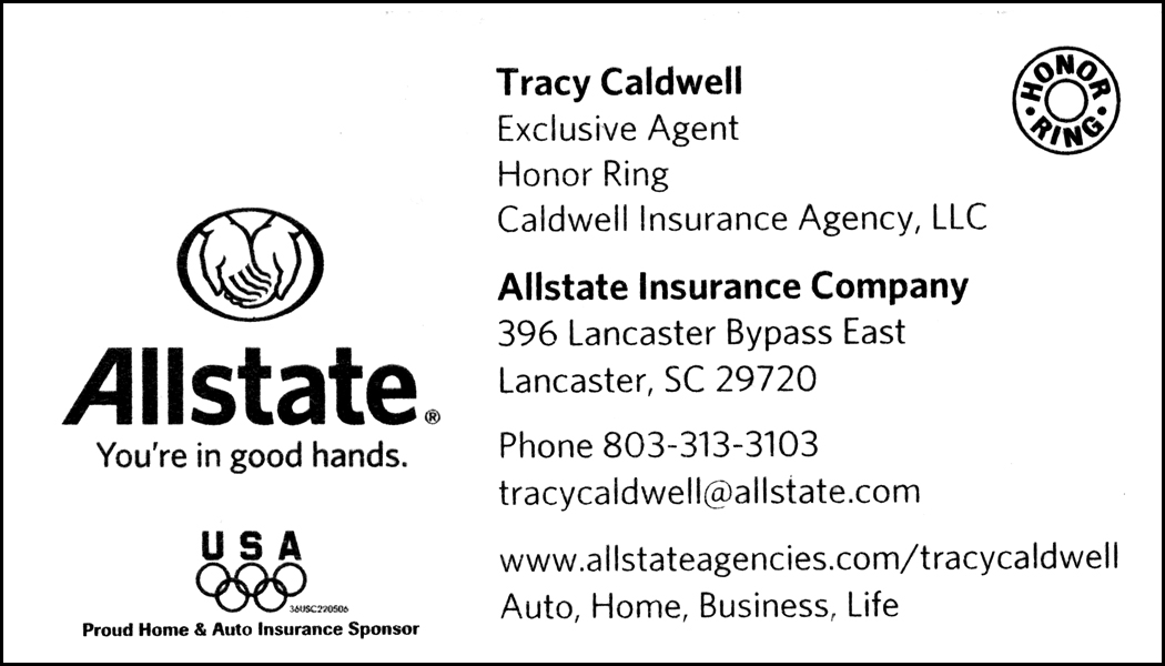 Allstate (Tracy Caldwell)