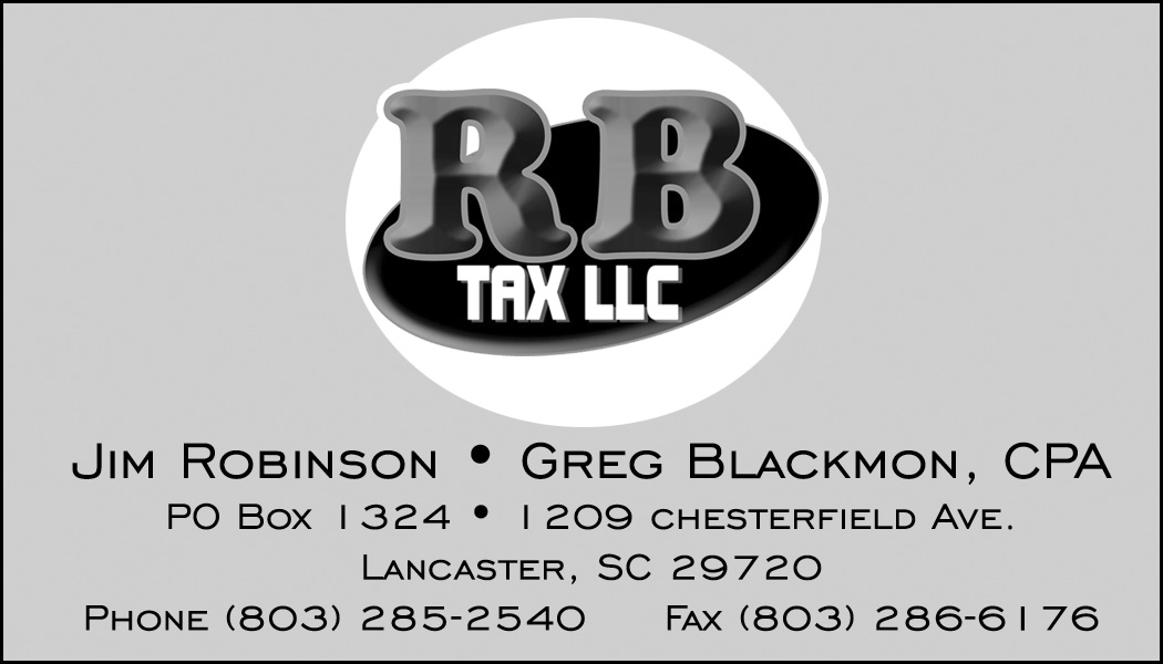 Robinson and Blackmon Tax
